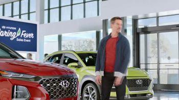 Hyundai Spring Fever Sales Event TV Spot, 'Happy Dance' [T2] - Thumbnail 2