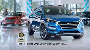 Hyundai Spring Fever Sales Event TV Spot, 'Happy Dance' [T2] - Thumbnail 6