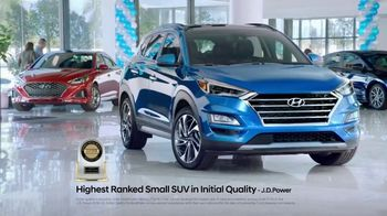 Hyundai Spring Fever Sales Event TV Spot, 'Happy Dance' [T2] - Thumbnail 7
