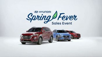 Hyundai Spring Fever Sales Event TV Spot, 'Happy Dance' [T2] - Thumbnail 8