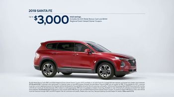 Hyundai Spring Fever Sales Event TV Spot, 'Happy Dance' [T2] - Thumbnail 9