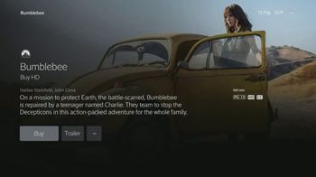 XFINITY On Demand TV Spot, 'X1: Bumblebee' - Thumbnail 6