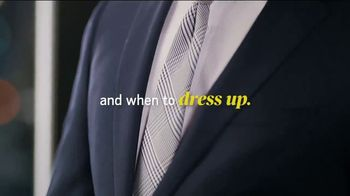 Men's Wearhouse TV Spot, 'When to Dress Up: Dress Shirts' - Thumbnail 4