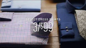 Men's Wearhouse TV Spot, 'When to Dress Up: Dress Shirts' - Thumbnail 8