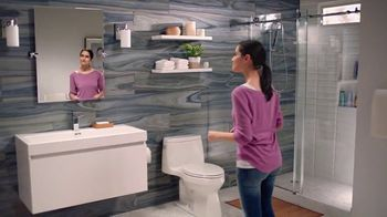 The Home Depot TV Spot, 'Losa de porcelana antideslizante' [Spanish]