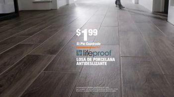 The Home Depot TV Spot, 'Losa de porcelana antideslizante' [Spanish] - Thumbnail 8