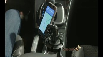 Cup Call TV Spot, 'Fits Any Cupholder' - Thumbnail 7
