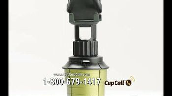 Cup Call TV Spot, 'Fits Any Cupholder' - Thumbnail 8
