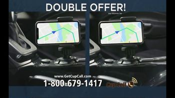 Cup Call TV Spot, 'Fits Any Cupholder' - Thumbnail 9