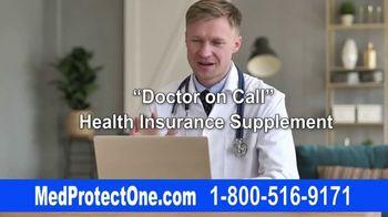 MedProtectOne TV Spot, 'Health Insurance Supplement' - Thumbnail 2