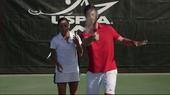 United States Professional Tennis Association TV Spot, 'You Wouldn't Trust A Doctor' - Thumbnail 9