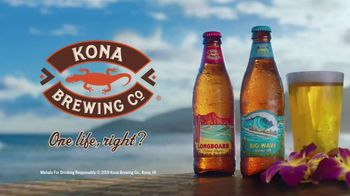 Kona Brewing Company TV Spot, 'Little Friday' - Thumbnail 10