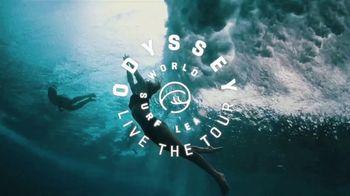 World Surf League TV Spot, 'Odyssey: Live the Tour' - Thumbnail 2