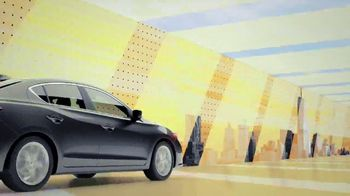 Acura ILX TV Spot, 'Designed for the City' [T2]