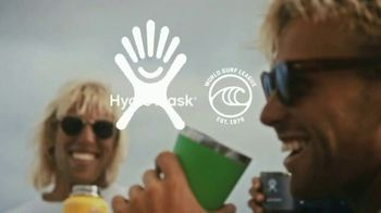 Hydro Flask TV Spot, 'World Surf League: Energy and Joy' Featuring Patrick Gudauskas - Thumbnail 10