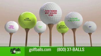 Golfballs.com Buy Three, Get One Free TV Spot, 'Loyalty Rewarded: Titleist Pro V1 & AVX' - Thumbnail 3