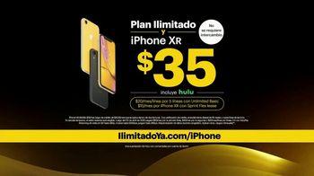 Sprint TV Spot, 'El iPhone XR con un plan ilimitado por solo $35 dólares al mes.' [Spanish] - Thumbnail 9