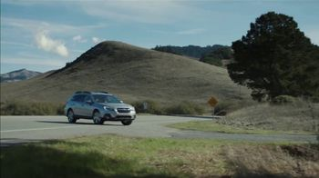 Subaru A Lot to Love Event TV Spot, 'Go See the World' [T2] - Thumbnail 4