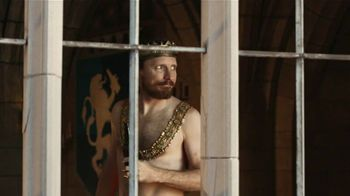 Bud Light TV Spot, 'Royal Bath'