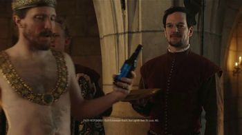 Bud Light TV Spot, 'Royal Bath' - Thumbnail 5