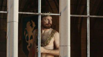 Bud Light TV Spot, 'Royal Bath' - 923 commercial airings