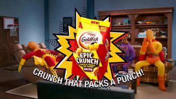 Goldfish Epic Crunch Nacho TV Spot, '2019 Kids' Choice Awards' - Thumbnail 10