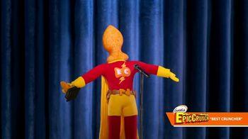 Goldfish Epic Crunch Nacho TV Spot, '2019 Kids' Choice Awards' - Thumbnail 2