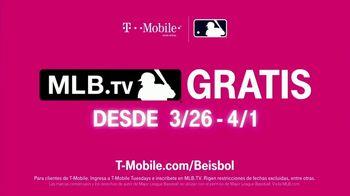 T-Mobile TV Spot, 'Suscripción a MLB.TV' canción de Alaska y Dinarama [Spanish] - Thumbnail 9