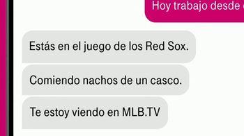T-Mobile TV Spot, 'Suscripción a MLB.TV' canción de Alaska y Dinarama [Spanish] - Thumbnail 5