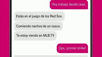 T-Mobile TV Spot, 'Suscripción a MLB.TV' canción de Alaska y Dinarama [Spanish] - Thumbnail 6