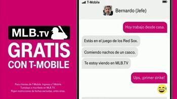 T-Mobile TV Spot, 'Suscripción a MLB.TV' canción de Alaska y Dinarama [Spanish] - Thumbnail 7