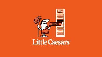 Little Caesars Bacon Wrapped DEEP!DEEP! Dish Pizza TV Spot, 'Envuelto en tocino' [Spanish] - Thumbnail 8