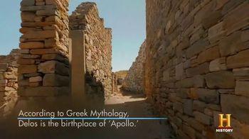Norwegian Cruise Line TV Spot, 'History Channel: Greek Isles' - Thumbnail 4