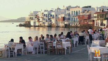 Norwegian Cruise Line TV Spot, 'History Channel: Greek Isles' - Thumbnail 6