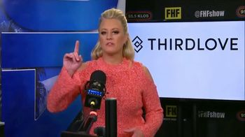 ThirdLove TV Spot, 'Dish Nation: More Than 70 Sizes' Featuring Heidi Hamilton