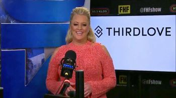 ThirdLove TV Spot, 'Dish Nation: More Than 70 Sizes' Featuring Heidi Hamilton - Thumbnail 1
