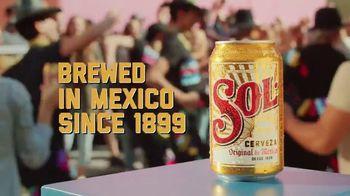Cerveza Sol TV Spot, 'Dancing' - Thumbnail 3