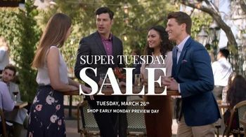 JoS. A. Bank Super Tuesday Sale TV Spot, 'Extra Clearance Discounts' - Thumbnail 10