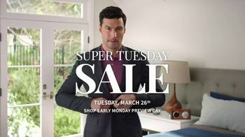 JoS. A. Bank Super Tuesday Sale TV Spot, 'Extra Clearance Discounts' - Thumbnail 2