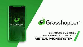 Grasshopper TV Spot, 'Business Line' - Thumbnail 9