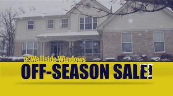 Wallside Windows Off-Season Sale TV Spot, 'Windows and Patio Doors' - Thumbnail 4