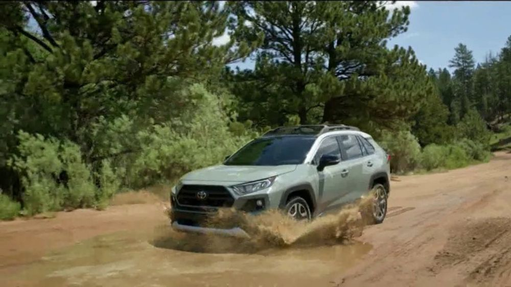 2019 Toyota Rav4 Tv Commercial Street Savvy T2 Ispot Tv