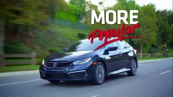 Honda Presidents Day Sales Event TV Spot, 'More Prestige' [T2] - Thumbnail 3