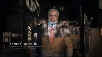 Bank of America TV Spot, 'The #PowerTO Make History' Featuring Lonnie Bunch - Thumbnail 8