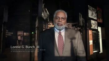 Bank of America TV Spot, 'The #PowerTO Make History' Featuring Lonnie Bunch - Thumbnail 9