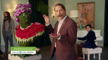 ProFlowers TV Spot, 'Order Like a Pro With ProFlowers' Featuring Troy Aikman - Thumbnail 2
