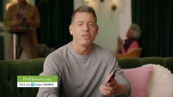 ProFlowers TV Spot, 'Order Like a Pro With ProFlowers' Featuring Troy Aikman - Thumbnail 6