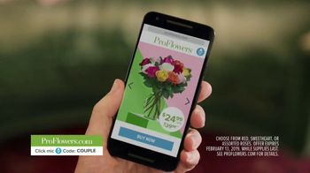ProFlowers TV Spot, 'Order Like a Pro With ProFlowers' Featuring Troy Aikman - Thumbnail 7
