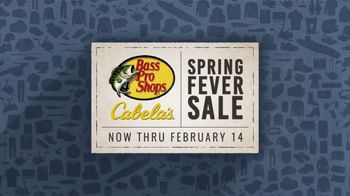 Bass Pro Shops Spring Fever Sale TV Spot, 'Rifle Ammo'