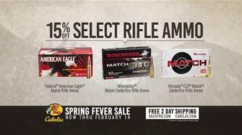Bass Pro Shops Spring Fever Sale TV Spot, 'Rifle Ammo' - Thumbnail 3